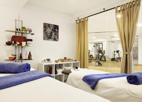 Hotelzimmer mit Mountainbike im THB El Cid