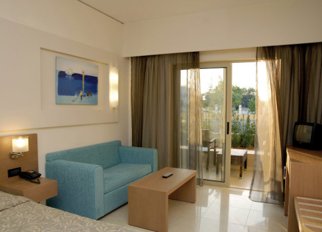 Hotelzimmer mit Fitness im Atlantica Amalthia Beach Hotel
