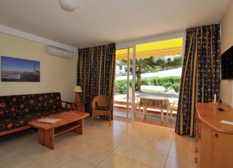 Hotelzimmer mit Golf im Dunasol