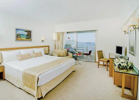 Hotelzimmer mit Tennis im Korumar