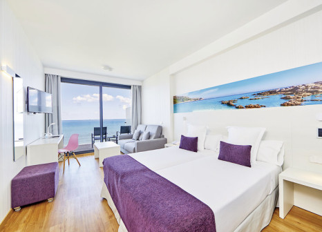 Hotelzimmer mit Fitness im Hotel Negresco