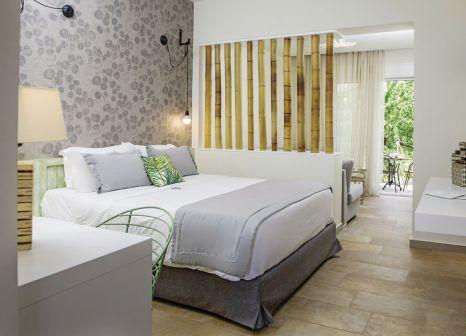 Hotelzimmer mit Yoga im Antigoni Beach Resort