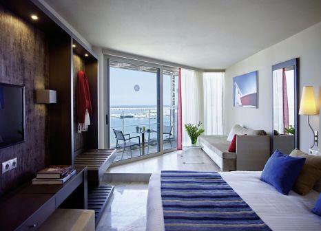 Hotelzimmer mit Wassersport im Kyma Suites Beach Hotel