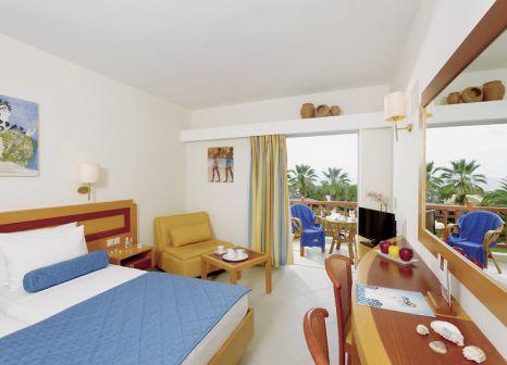 Hotelzimmer mit Mountainbike im Anissa Beach Village