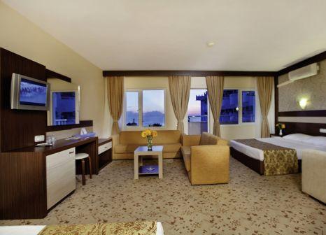 Hotelzimmer mit Volleyball im Lonicera World