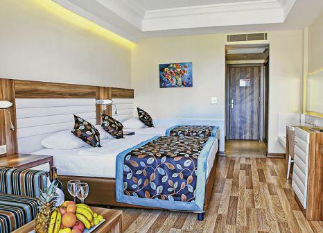 Hotelzimmer mit Mountainbike im Dizalya Palm Garden