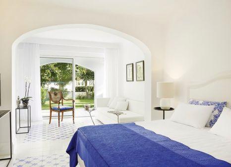 Hotelzimmer mit Tennis im Caramel Grecotel Boutique Resort