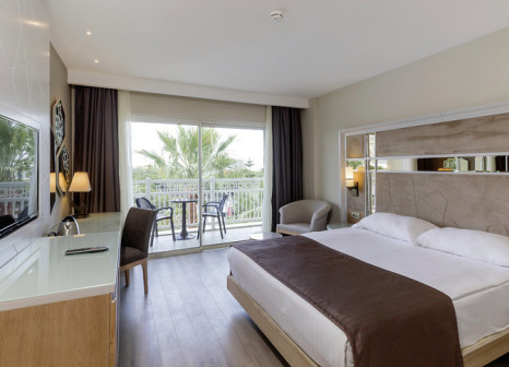 Hotelzimmer mit Yoga im Swandor Hotel & Resort Topkapi Palace