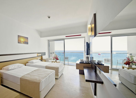 Hotelzimmer mit Volleyball im Yalihan Una