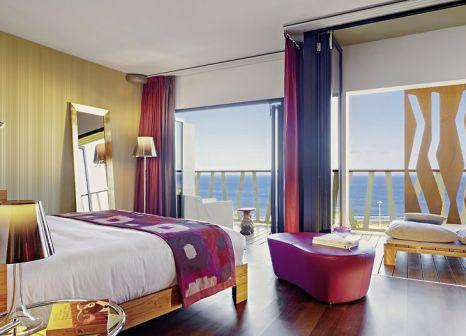 Hotelzimmer mit Mountainbike im Bohemia Suites & Spa