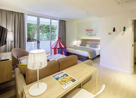 Hotelzimmer mit Mountainbike im Abora Buenaventura by Lopesan Hotels