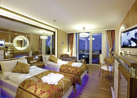 Hotelzimmer mit Fitness im Granada Luxury Okurcalar