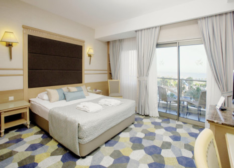 Hotelzimmer mit Tennis im Fame Residence Lara & Spa