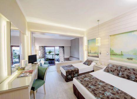 Hotelzimmer mit Volleyball im Kaya Belek