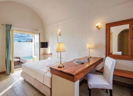 Hotelzimmer mit Kinderpool im Meltemi Village
