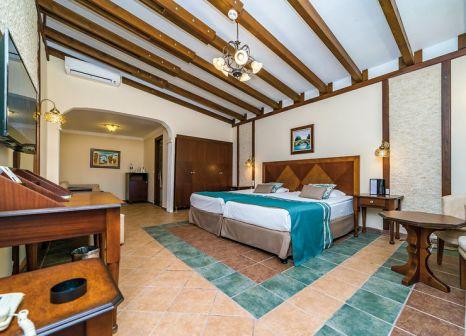 Hotelzimmer mit Volleyball im Kamelya Selin Hotel
