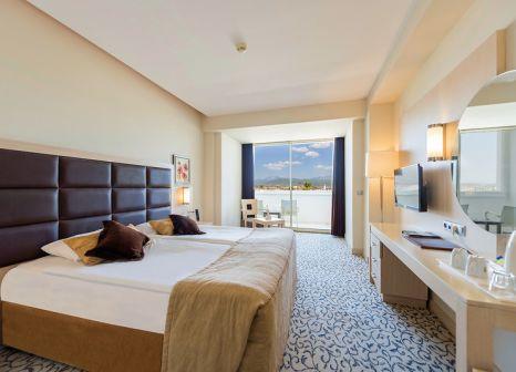 Hotelzimmer mit Mountainbike im Kamelya Fulya Hotel