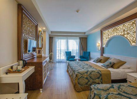 Hotelzimmer mit Volleyball im J'adore Deluxe Hotel & Spa