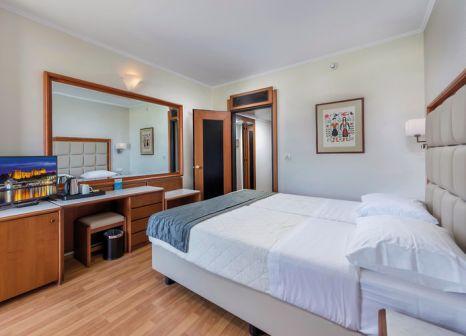 Hotelzimmer mit Tennis im Hotel Apollo Beach