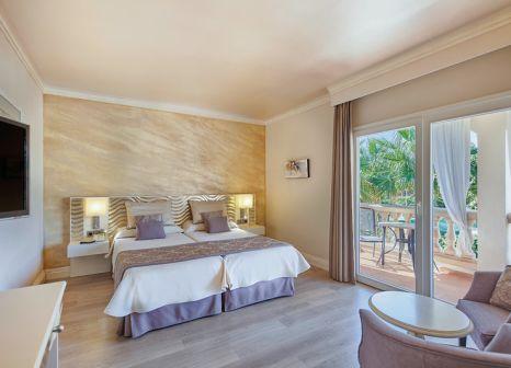 Hotelzimmer mit Mountainbike im El Coto