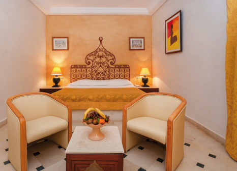 Hotelzimmer mit Mountainbike im Djerba Aqua Resort