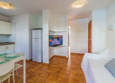 Hotelzimmer mit Mountainbike im Los Rosales Apartamentos