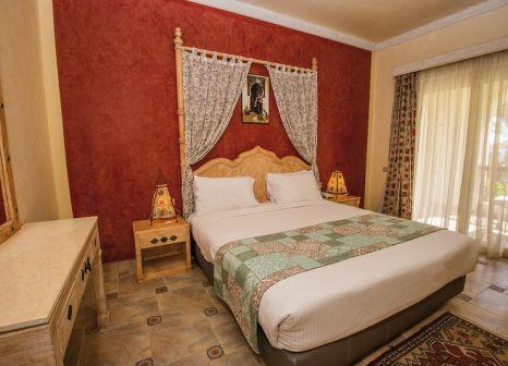 Hotelzimmer mit Yoga im SUNRISE Royal Makadi Aqua Resort - Select