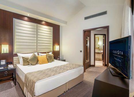 Hotelzimmer mit Yoga im Calista Luxury Resort