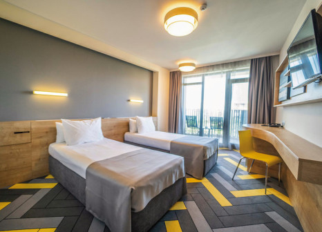 Hotelzimmer mit Fitness im HVD Club Bor