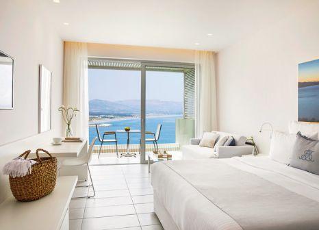 Hotelzimmer mit Tischtennis im Lindos Mare, Seaside Hotel