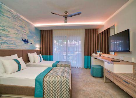 Hotelzimmer mit Minigolf im Pirate's Beach Club