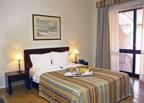 Hotelzimmer mit Tischtennis im Hotel Meira