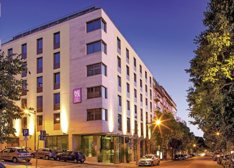 Hotel Neya Lisboa günstig bei weg.de buchen - Bild von DERTOUR