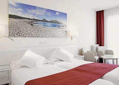 Hotelzimmer mit Mountainbike im Bella Playa Hotel & Spa
