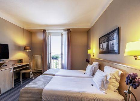 Hotelzimmer mit Restaurant im Le Grand