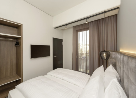 Hotelzimmer mit Aerobic im Adina Apartment Hotels Nuremberg