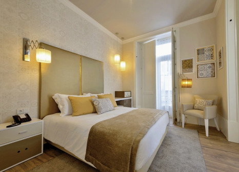 Hotelzimmer mit Internetzugang im My Story Hotel Ouro