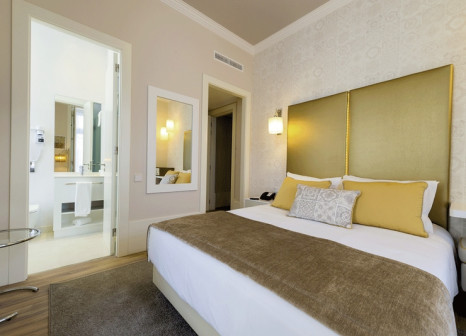 Hotelzimmer mit Animationsprogramm im My Story Hotel Ouro