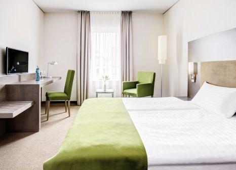 Hotelzimmer mit Restaurant im IntercityHotel Mainz