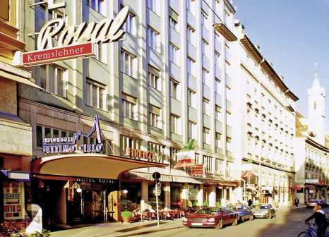 Hotel Royal Wien günstig bei weg.de buchen - Bild von DERTOUR