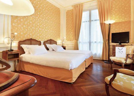 Hotelzimmer mit Animationsprogramm im Hotel Gounod Nice