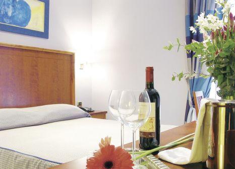 Hotelzimmer mit WLAN im Hotel Taormina