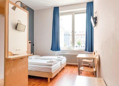 Hotelzimmer mit Fitness im a&o Wien Stadthalle