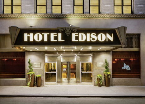 Hotel Edison New York in New York - Bild von DERTOUR