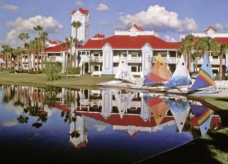 Hotel Disney's Caribbean Beach Resort in Florida - Bild von DERTOUR