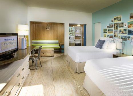 Hotelzimmer mit Fitness im Postcard Inn on the Beach
