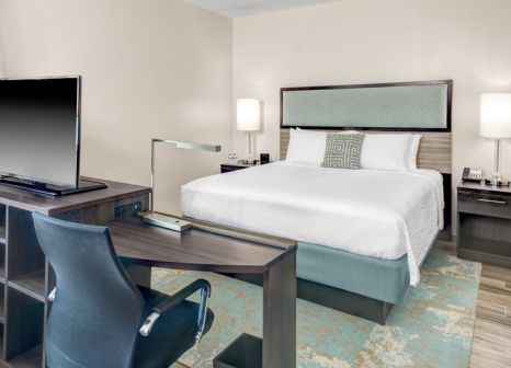 Hotelzimmer mit Fitness im Residence Inn Miami Beach Surfside