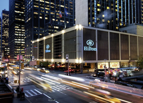 Hotel New York Hilton Midtown günstig bei weg.de buchen - Bild von DERTOUR