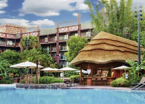 Hotel Disney's Animal Kingdom Lodge in Florida - Bild von DERTOUR