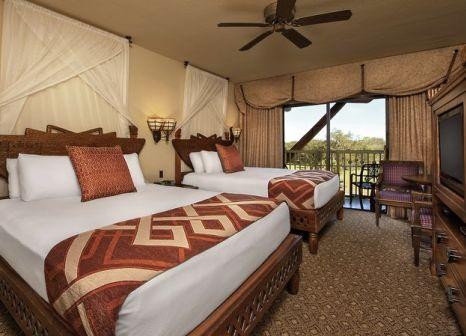 Hotelzimmer im Disney's Animal Kingdom Lodge günstig bei weg.de